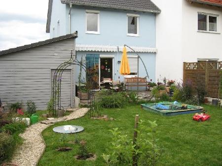 Tinas kleiner Garten